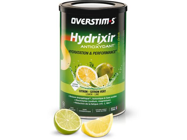 OVERSTIM.s Antioxidant Hydrixir Bebida 600g, Lemon Lime